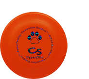 Дог-фризби Hyperflite Competition Standard Orange