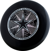 Фрисби для алтимата Discraft Ultra-Star Black
